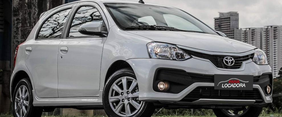 Etios Hatch - Automático